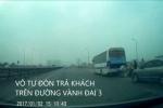 Sau điều chuyển tuyến luồng, xe khách vẫn vô tư chạy xuyên tâm Hà Nội