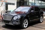 Siêu SUV 'mạnh nhất Thế giới' Bentley Bentayga 23 tỷ đồng tại Việt Nam