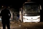 Đánh bom xe chở du khách Việt ở Ai Cập: Bộ Ngoại giao thông tin