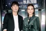 Kim Tuyến khoe chân dài quyến rũ bên tài tử Hàn Quốc Jo Han Sun