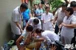 Tường thuật trực tiếp cứu hộ vụ sập nhà 4 tầng ở Hà Nội