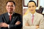 Ông Trịnh Văn Quyết lấy lại ngôi vị giàu số 1 từ ông Phạm Nhật Vượng