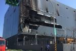 Cháy kho hàng tại Đài Loan: 3 lao động người Việt thiệt mạng