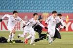 Phần thưởng vô giá cho đội tuyển U23 Việt Nam