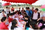 Việt Hưng Phát bàn giao đất cho khách hàng tại dự án Diamond City