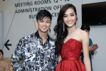 Hoa hậu Malaysia thích thú khi xem Trọng Hiếu trình diễn