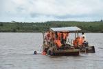Lật thuyền ở Đắk Lắk, 3 người chết và mất tích
