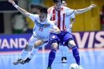 Dừng hình trận đấu 'thảm họa' của Futsal Việt Nam