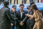 'Thái tử Samsung': Ở phòng giam của sát nhân, xem tivi LG