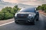 Ford triệu hồi 160 xe Explorer 2018 bị lỗi động cơ