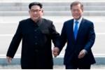 Hành động ngoài dự tính của ông Kim Jong-un khi ở biên giới liên Triều