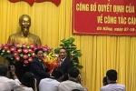 Video: Trao quyết định  phân công ông Trương Quang Nghĩa làm Bí thư Thành ủy Đà Nẵng