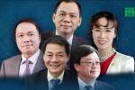 Xếp hạng 5 tỷ phú Việt trong danh sách thế giới
