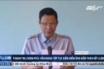 Thanh tra Chính phủ: Vẫn đang tiếp tục kiểm điểm ông Mẫn theo kết luận