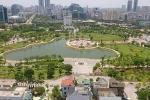 Đề xuất 'xén' đất công viên làm bãi đỗ xe, trung tâm thương mại