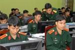 Trường quân đội duy nhất không bổ sung tổ hợp Toán - Lý - Anh