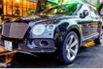 Ngắm Bentley Bentayga - siêu SUV giá 19 tỷ đồng ở Sài Gòn