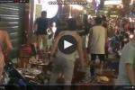 Video: Hỗn chiến kinh hoàng khiến phố Tây ở Sài Gòn náo loạn