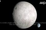 NASA tiết lộ ảnh chụp 'vùng tối vĩnh cửu' bí ẩn trên mặt trăng