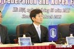 Chủ tịch LĐBĐ Hàn Quốc: Mong bóng đá Việt Nam thành thế lực châu Á