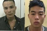 Hai tên cướp chém lái xe taxi, lấy 250.000 đồng