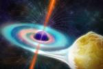 Kỳ quái lỗ đen đặc biệt có từ trường mạnh nhất vũ trụ