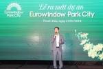 Eurowindow Park City thu hút khách nhân dịp chính thức ra mắt