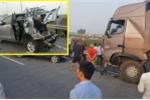 Lái xe container đâm xe Innova đang lùi trên cao tốc khiến 4 người chết kháng cáo