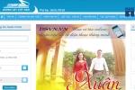 Xuất hiện website bán vé tàu cạo sửa, đắt hơn giá gốc