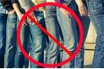 Triều Tiên cấm người dân mặc quần jean xanh và lý do không ai ngờ