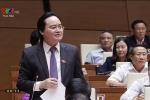 Video Bộ trưởng Phùng Xuân Nhạ nói: 'Quy định phạt sinh viên bán dâm do cán bộ ý thức kém đưa lên'