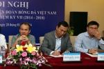 Lãnh đạo Bộ VH-TT-DL làm việc với VFF, tìm phương án tổ chức Đại hội VIII