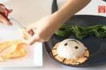 Cách bày cơm bento tuyệt đẹp cho các bé thích mê