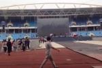 Video: Sân khấu Lễ vinh danh 'Tự hào Việt Nam!' rộn ràng trước giờ G