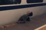 Trung Quốc: Chạy cắt mặt, người đàn ông bị tàu cao tốc cán chết thương tâm