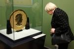 Đồng tiền vàng nặng 100 kg trị giá 1 triệu USD ở Đức bị mất cắp