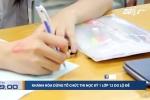 Khánh Hòa: Lộ đề, ngừng thi học kỳ lớp 12
