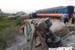 Tai nạn đường sắt kinh hoàng ở Thanh Hóa: Hàng ngàn hành khách được chuyển chuyến thế nào?