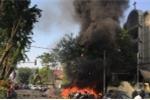 Thêm một vụ đánh bom tự sát làm rung chuyển sở cảnh sát ở Indonesia