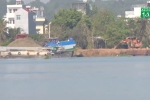 Cát tặc hoành hành trái phép trên sông Đồng Nai