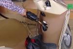 Xăng E5 có gây hỏng xe?