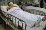 Nam thanh niên say rượu rồ ga tông CSGT: Sức khỏe nạn nhân giờ ra sao?