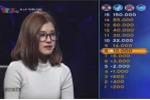 Hoàng Yến Chibi thi 'Ai là triệu phú', 'ẵm' 30 triệu đồng