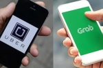 Vắng Uber, Grab được thể 'hét giá' gấp đôi?