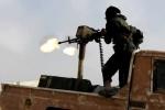 Liều mạng tấn công căn cứ Mỹ, các tay súng IS bị đánh phủ đầu