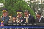 Video: Lào bắt đầu Quốc tang tưởng niệm Chủ tịch nước Trần Đại Quang
