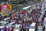Bí mật trao giải 'Chống ùn tắc giao thông ở Hà Nội': 'Dùng ngân sách thì phải công khai'