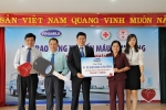 Vinamilk tặng xe hiến máu 1 tỷ đồng cho Trung tâm hiến máu nhân đạo TP.HCM