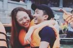 Đàm Thu Trang ôm Cường Đô la cười rạng rỡ