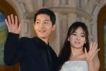 Song Joong Ki và Song Hye Kyo đã bí mật chụp ảnh cưới ở Mỹ?